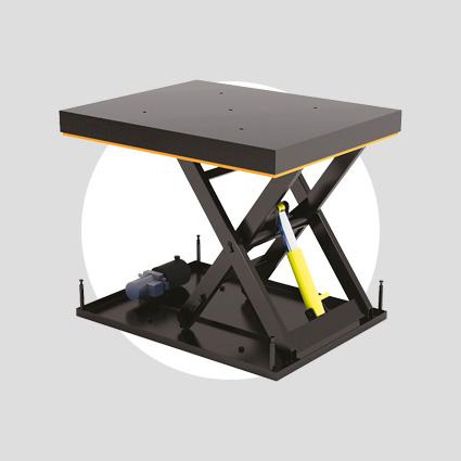 Перегрузочный стол Doorhan