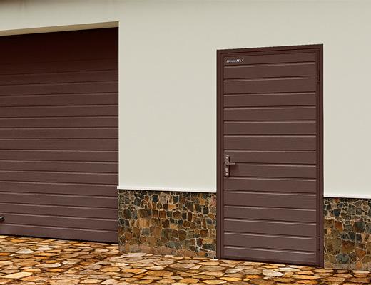 Стальные двери Doorhan в Хабаровске